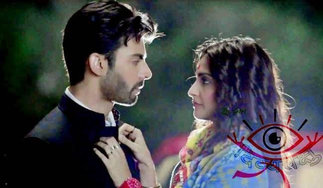 Khoobsurat divya chakshu review Sonam Fawad Khan India Pakistan comedy Shashanka Ghosh Rhea Kapoor Anil Kapoor Siddharth Roy Kapur