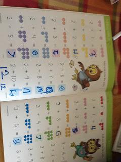 Let's Grow Smart Workbook Addition Grade 1