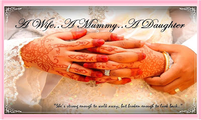 A Wife ♥ A Mummy ♥ A Daughter
