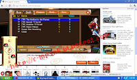 Cheat Ninja Saga - Shop Hack update 23 agustus 2011