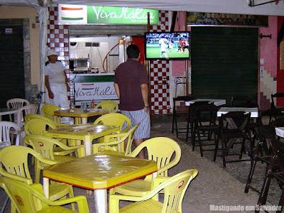 Viva Itália Bar e Pizzaria: Ambiente