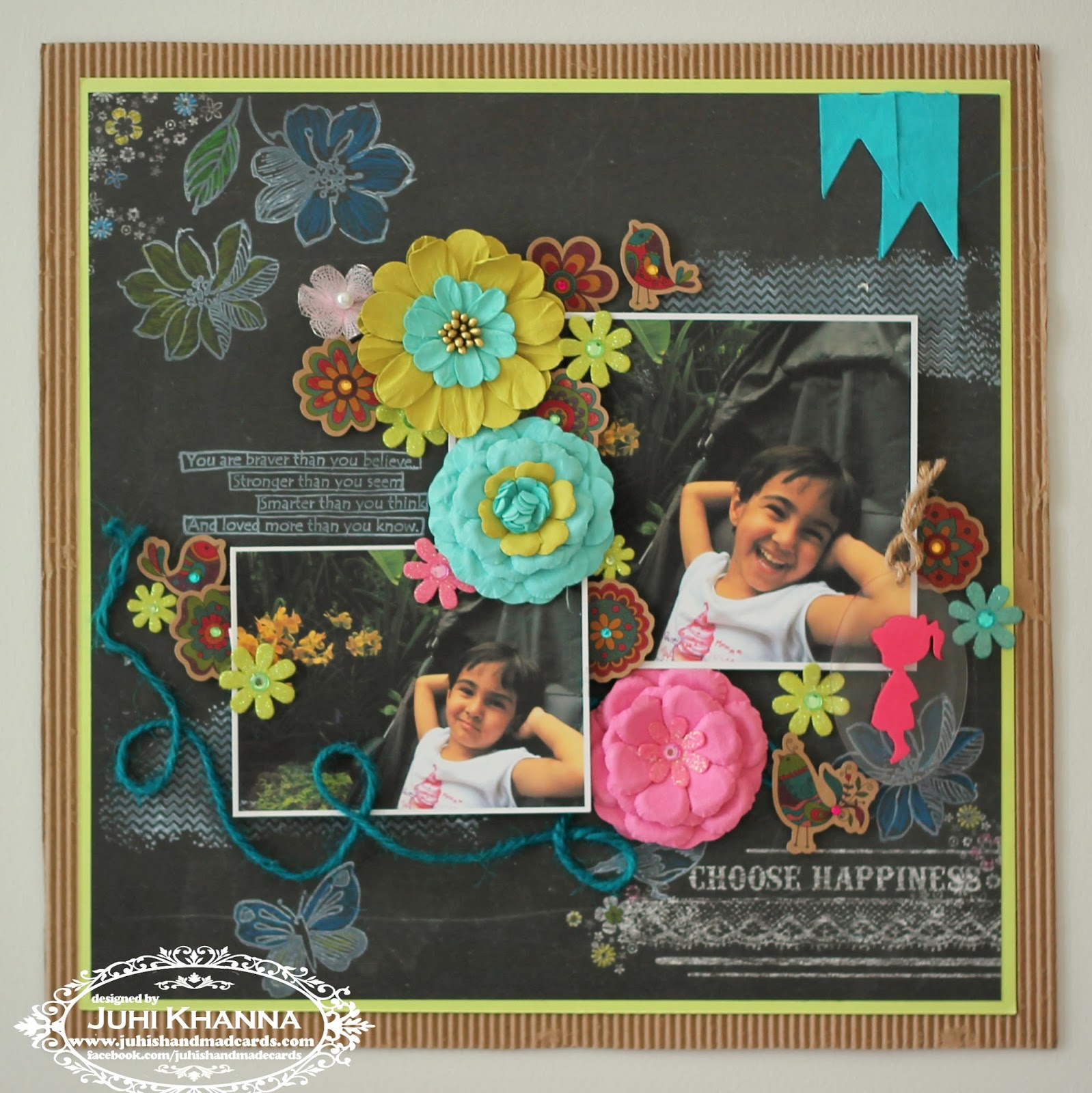 How to make scrapbook video - I Am More Of A Card Maker Than A Scrapbooker But I Really Enjoyed Making This One It Features Pictures Of My Daughter When We Visited The Singapore