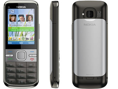 Nokia C5-00