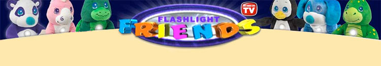 Flashlight Friends Reviews - As Seen On TV Toy Flashlights for Kids