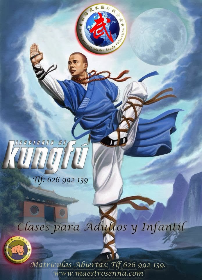 Clases de Kung Fu Infantil y adultos
