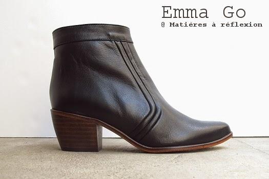 Soldes Emma Go bottines Eaglewood