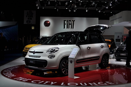 2013 Brussels Auto Show