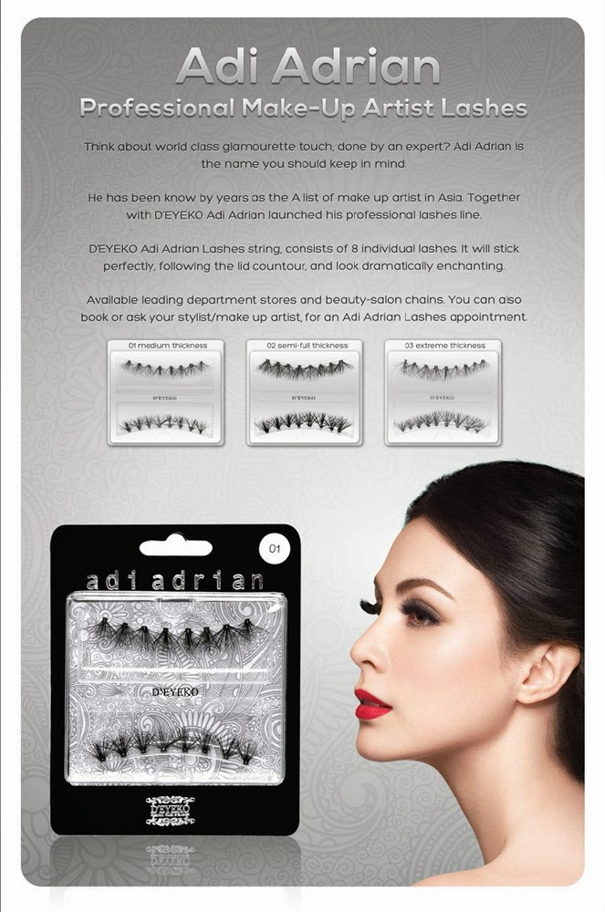 D 39 eyeko adi adrian premium false lashes 1 3 review for Adi adrian salon