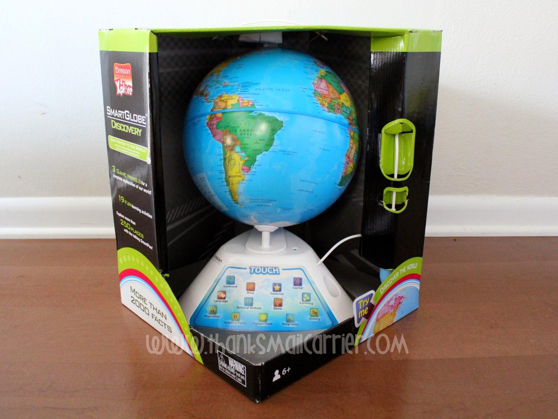 SmartGlobe Discovery globe