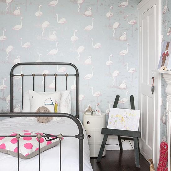 Dreamhouse fina barnrum for Childrens iron beds