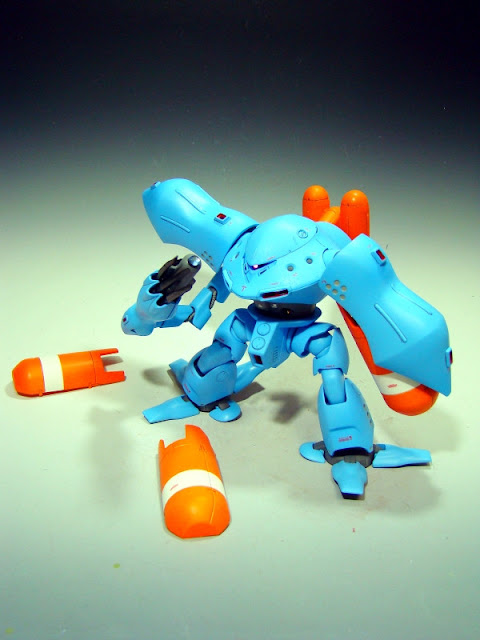 MSM-03C HY-GOGG missiles attack