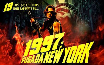 Trivia 1997: Fuga da New York