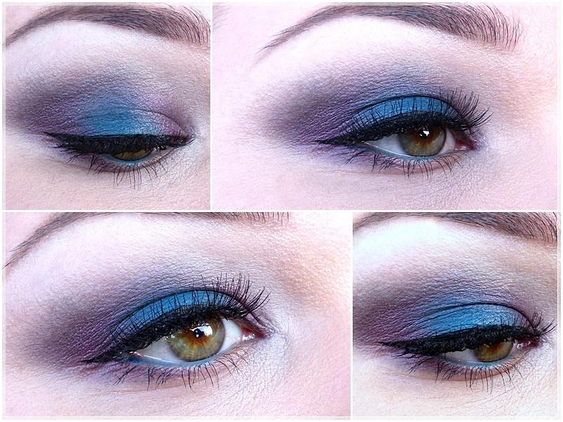 AMU blau Lila Inglot