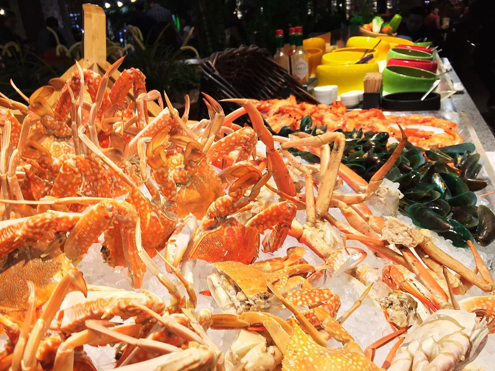 1 Market (Plaza Singapura) - Seafood