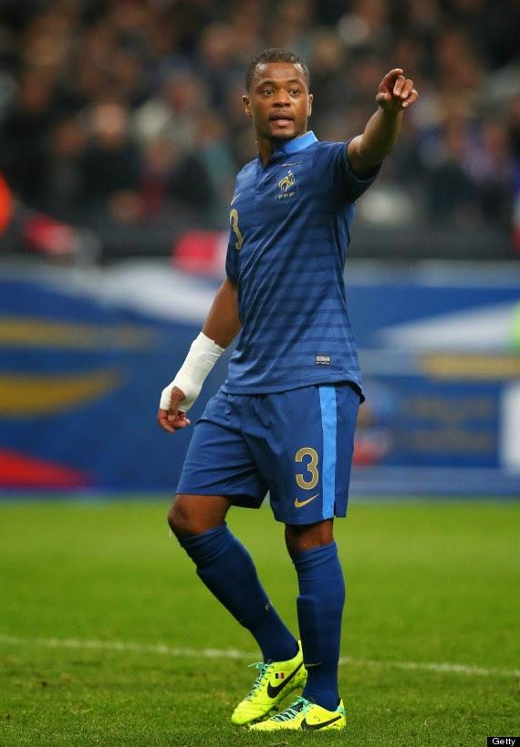 Juventus Hadirkan Patrice Evra Dan Morata Musim Ini