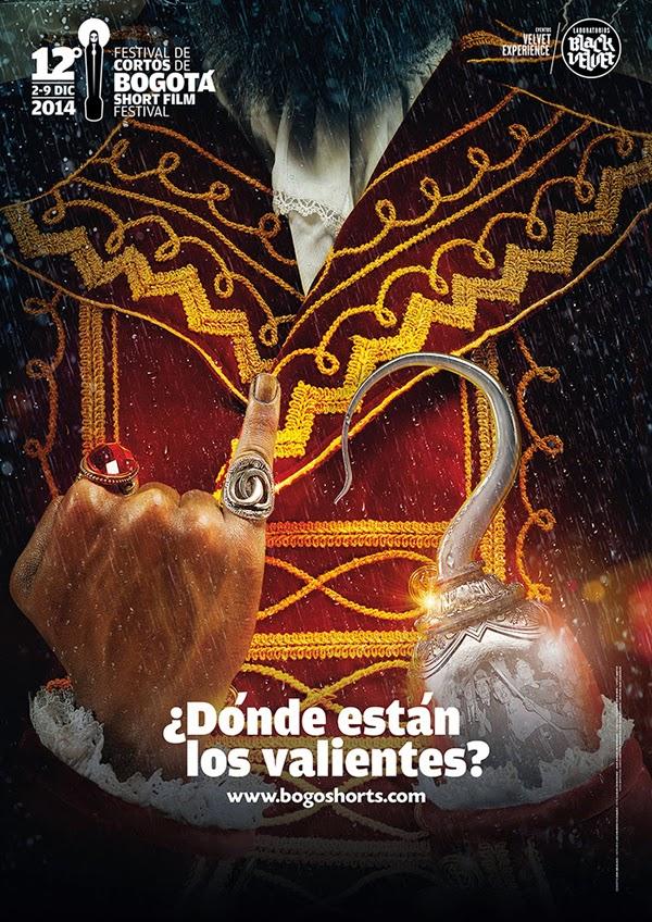 EDICIÓN-12 -Bogotá-Short-Film-Festival-Cortos-Bogotá-UNO-DOS-POSTERS