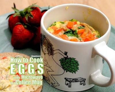 How To Cook Eggs In A Coffee Cup The Microwave