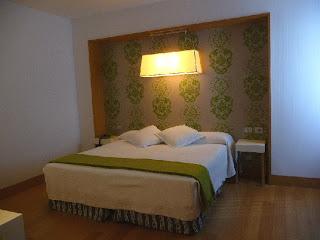 Hotel NH Bologna de la Gare - Letto
