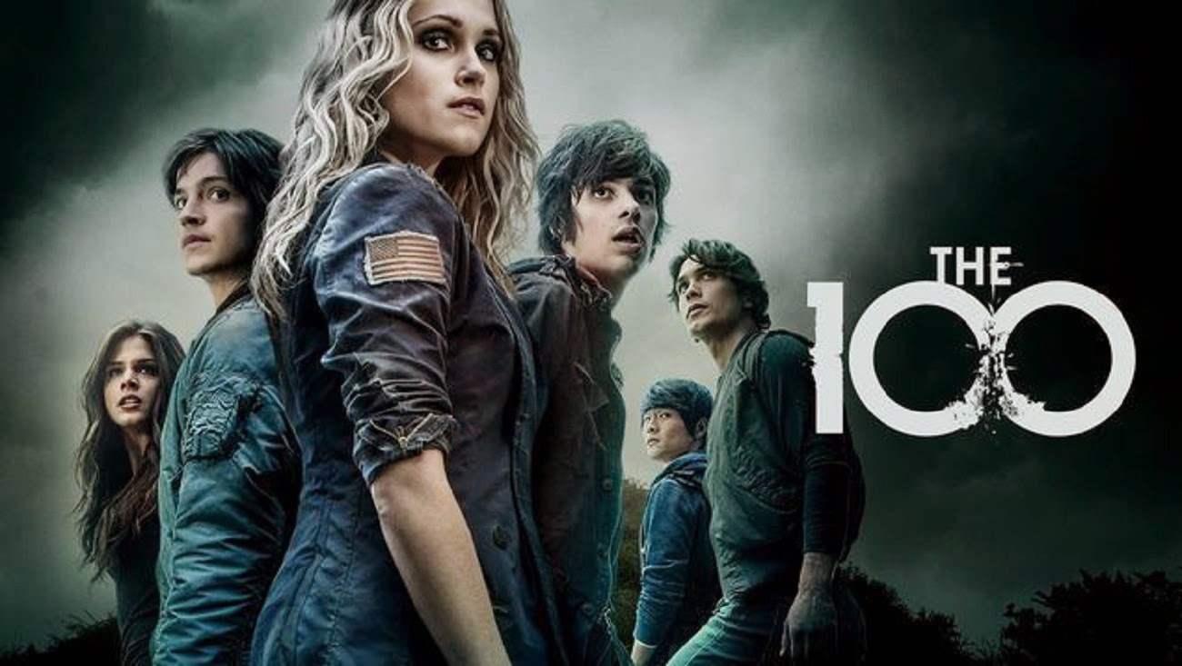 The 100 Cast Picture