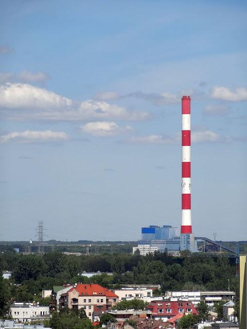 Elektrociepłownia w Kawęczynie