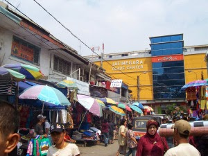 Pasar Pagi Grosir Baju