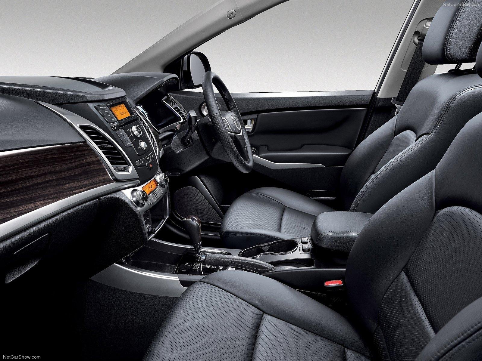 Hình ảnh xe ô tô SsangYong Korando 2014 & nội ngoại thất