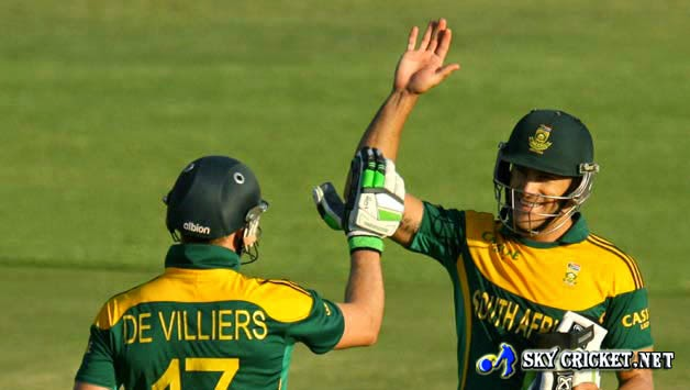 Watch Australia vs South Africa 2nd ODI Highlights in HD