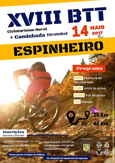 14MAI * ESPINHEIRO – ALCANENA