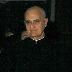 P. José Maria Alba Cereceda, SJ