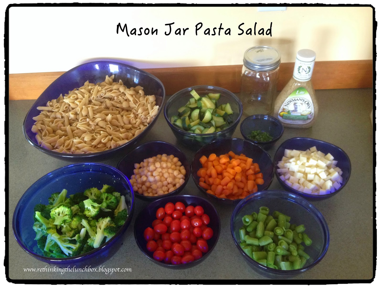 how to make salad step by step