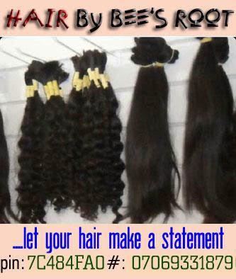 HAIRBYBEE'S HAIR
