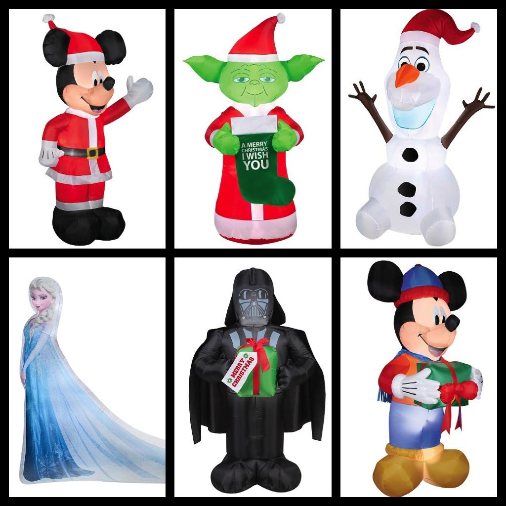 My Disney Life: Fun Find: Holiday Inflatable Fun