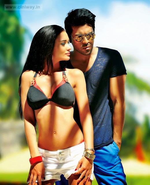 Yevadu Movie Latest Stills