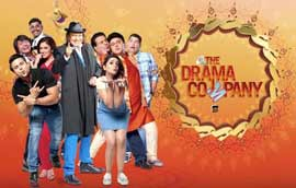 The Drama Company 23rd September 2017 Full Show HDTV 480p at alnoorhayyathotels.com