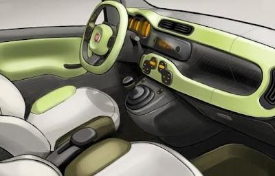 Novo Fiat Panda+novautos