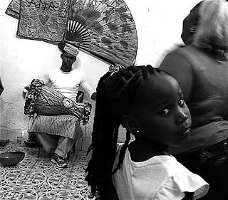 Ritual religioso Cuba