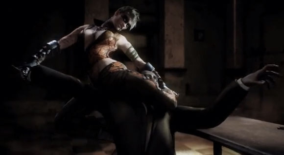 Arkham Origins: Copperhead Trailer