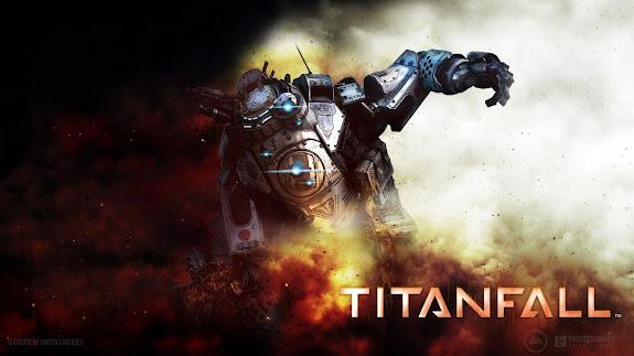 Titan Titanfall Game 5m