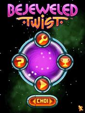 Game xếp kim cương Bejeweled Twist cho điện thoại