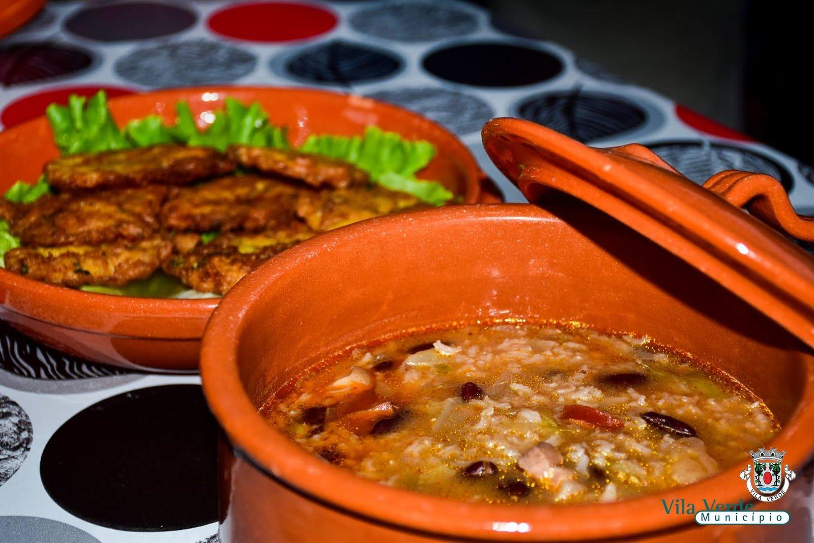 Fim de semana Gastronómico com Arroz de Feijão e Pataniscas