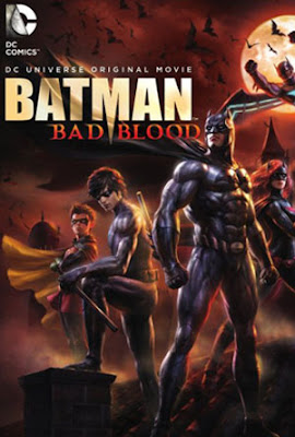Batman Bad Blood 2016 watch full movie