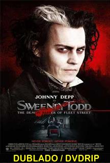 Assistir Sweeney Todd: O Barbeiro Demoníaco da Rua Fleet Dublado