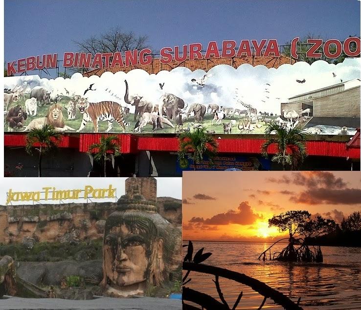 objek wisata di surabaya