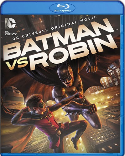 Batman vs. Robin [2015] [BD25] [Latino]