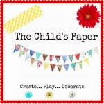the child's paper