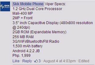 SKK Mobile Viper Review: Venomous