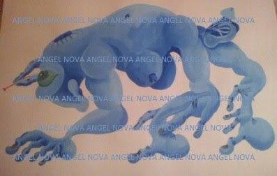 Exposición sobre la búsqueda de los enigmas del cuerpo en la Casa de Arte Málaga