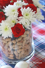 A Baseball Tablescape