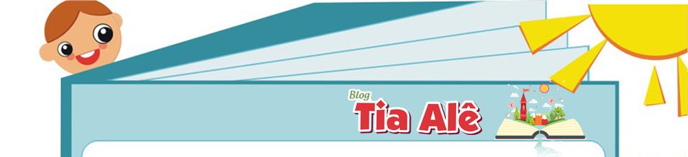 ´¯`··._.·Blog da Tia Alê