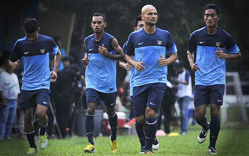 Rekor Pertemuan Indonesia vs Arab Saudi